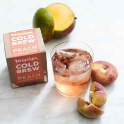 Cold Brew: Peach & Mango