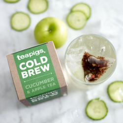 Cold Brew: Cucumber & Apple