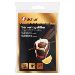 Schur Serveringsfilter
