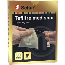 Schur Tefilter med snor