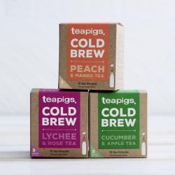 Pakketilbud: Teapigs Cold Brew