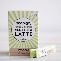 Matcha Latte - Cocoa