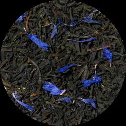 Earl Grey blå blomst
